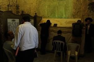 David tomb